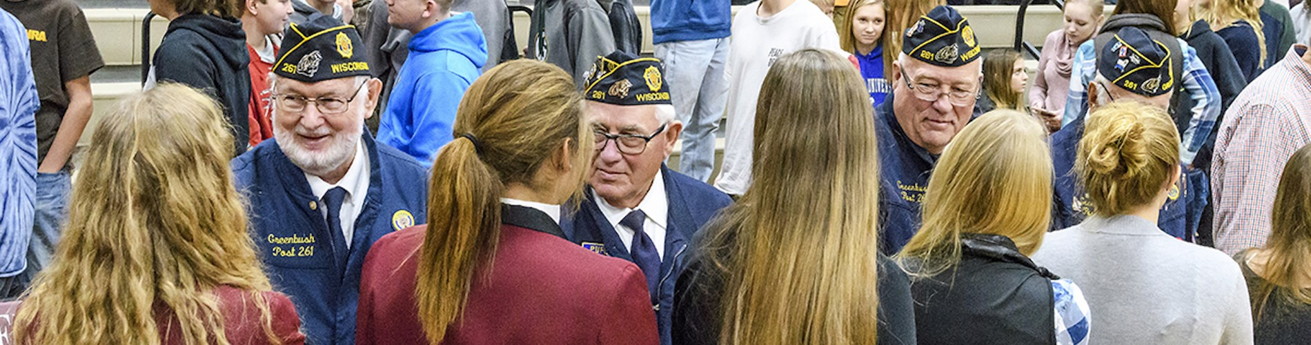 HS/District Vets Day
