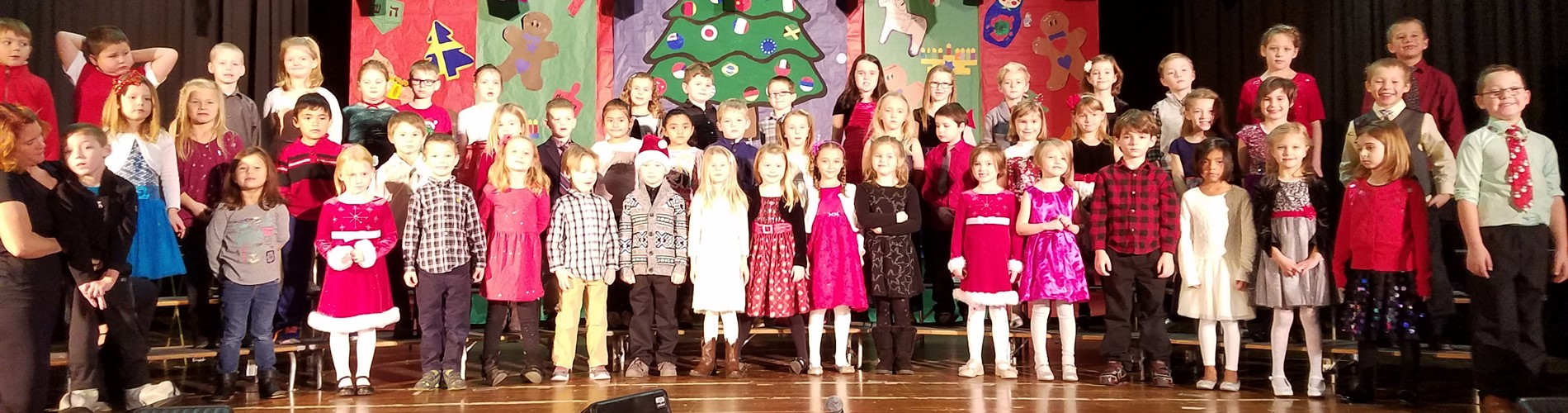 Kindergarten & First Grade Holiday Concert